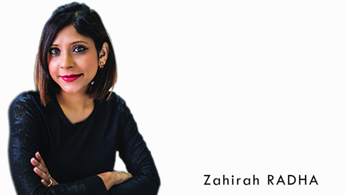 Zahirah RADHA
