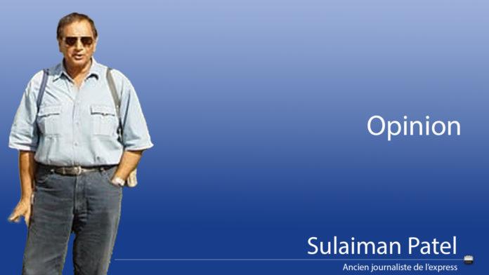 Sulaiman Patel