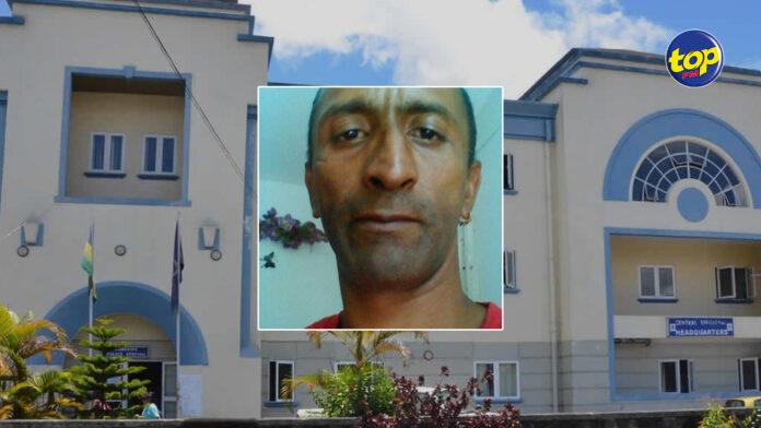 Le suspect, Steeve Makoon